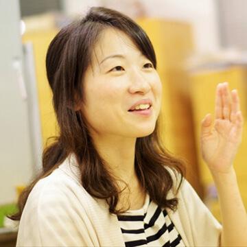 橋本 かな子さん写真