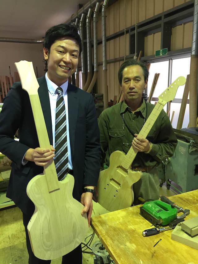気仙大工さんとの商品開発は着々と進んでいる。