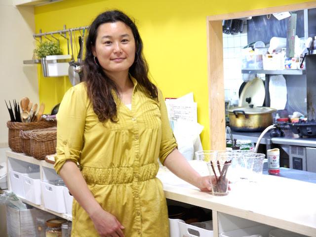 鹿島美織さん「それぞれが選ぶ未来に適するステージをコミュニティの中に見つけてあげる仕事です。関わる人を大事にしながら、ここで経済を回していきたいんです」